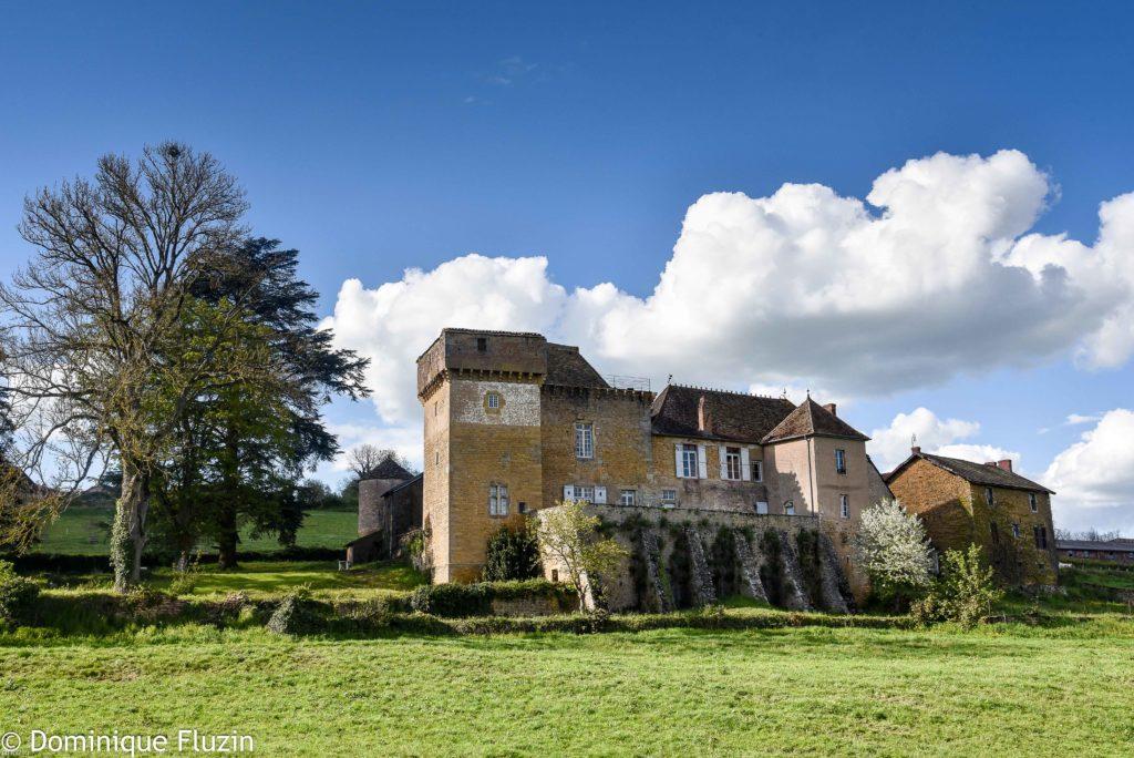 Le Chateau de Gros Chigy